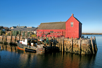 Motif No. 1 in Rockport