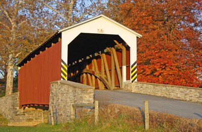Neff's Covered Bridge