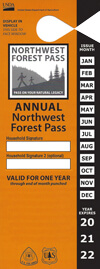 Pacific Northwest National Forest Annual Pass
