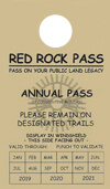 Red Rock Annual Pass