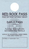 Red Rock Daily Pass