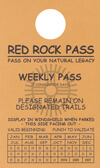 Red Rock Weekly Pass