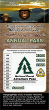 Southern California Annual Forest Adventure Pass