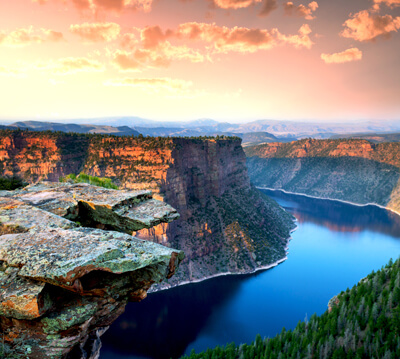 Flaming Gorge-Uintas Scenic Byway