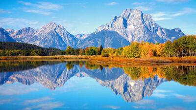 Wyoming: Grand Teton Loop